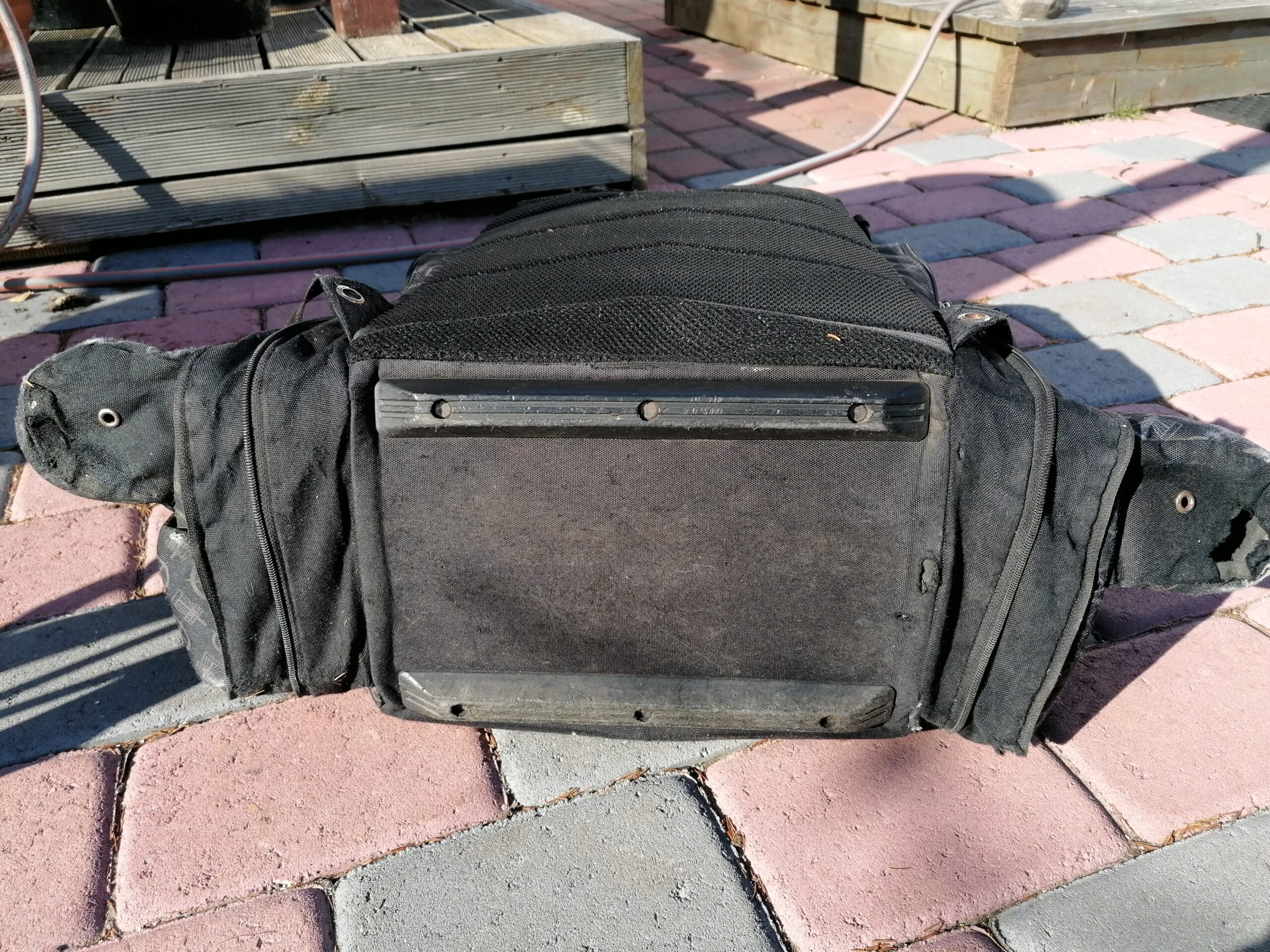 Innova Super heropack bag review photo 12